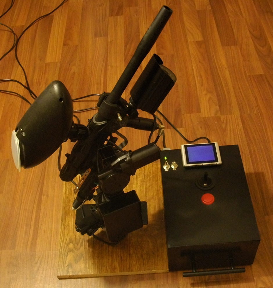 Real Life Sentry Guns For Sale Paintball Airsoft Turret